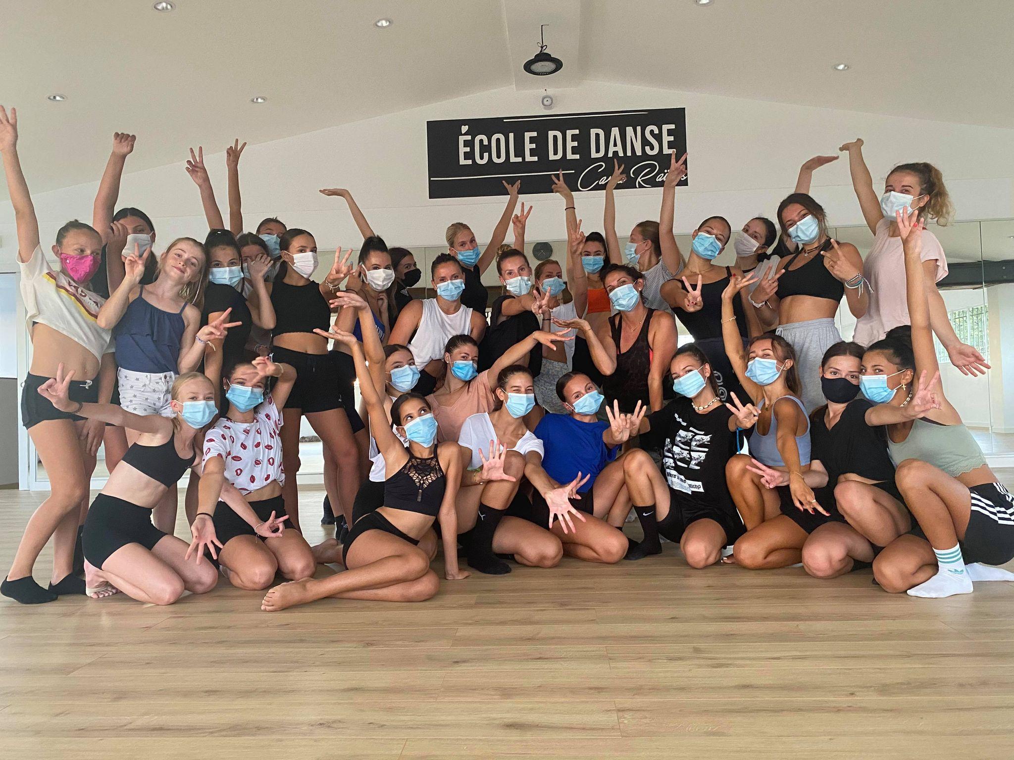 stage école de danse carla raiess ollioules