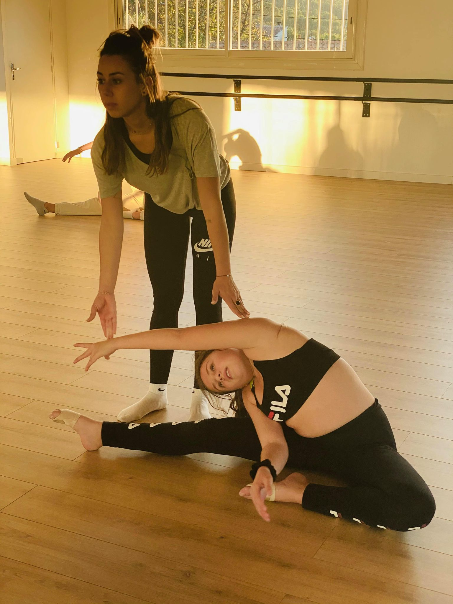cours de danse jazz carla raiess ollioules