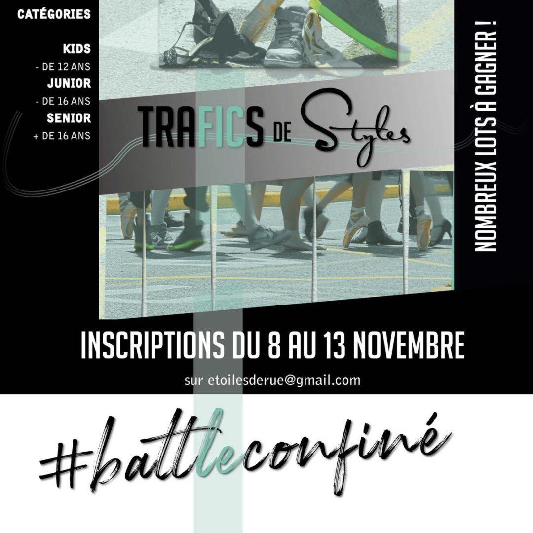Battle trafics 2 styles #confinés