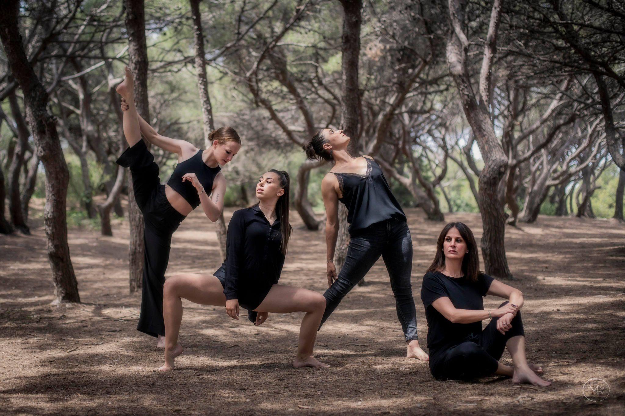 les professeurs de l'école de danse carla raiess à ollioules