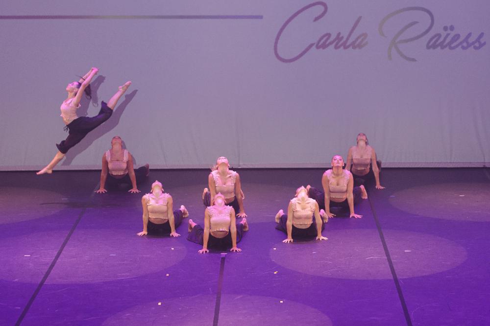 gala de danse 2021 carla raiess